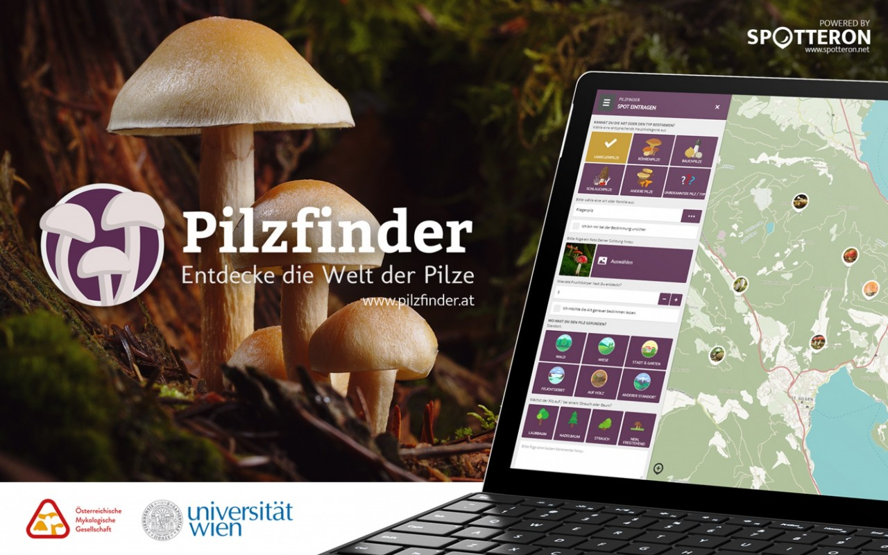 Introducing the Citizen Science Apps: Mushroom Finder
