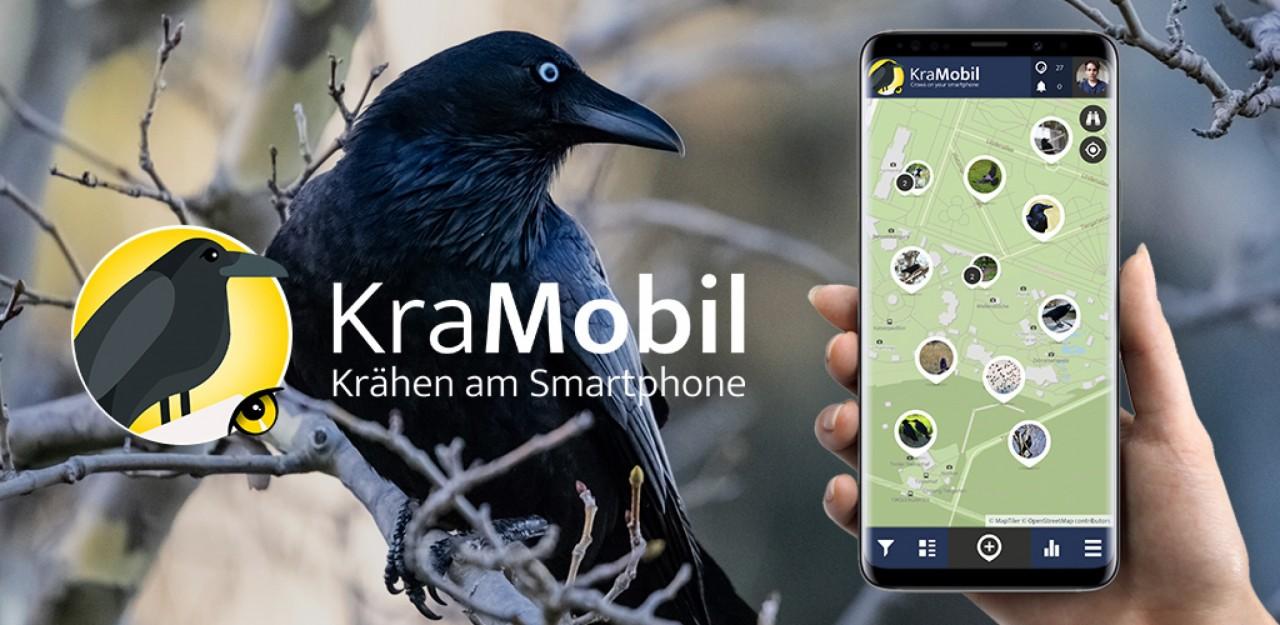 KraMobil - a new Citizen Science App on the SPOTTERON platform
