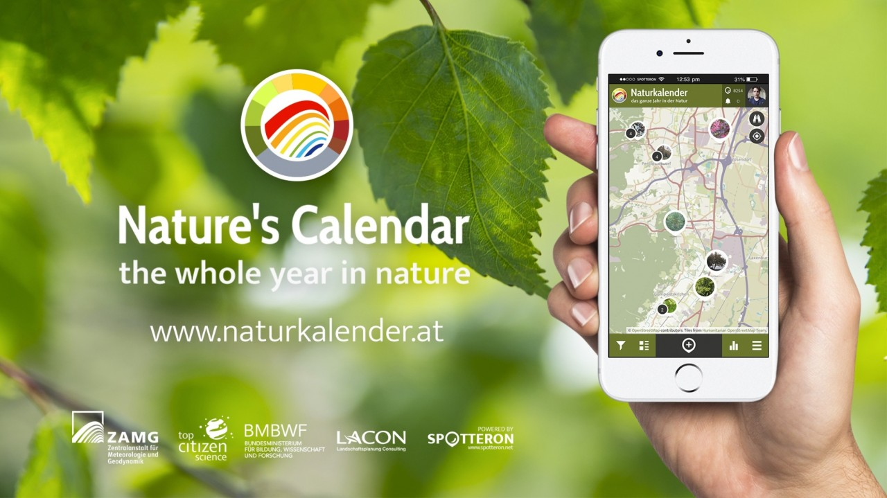 Let's meet Citizen Science! Episode 1 - Nature's Calendar