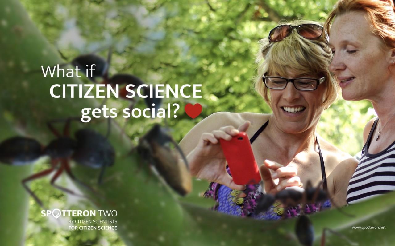 Citizen Science gets social: SPOTTERON TWO Milestone Release