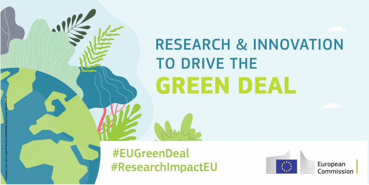 EU Horizon 2020 Call - Citizen Science Apps for a Green Deal