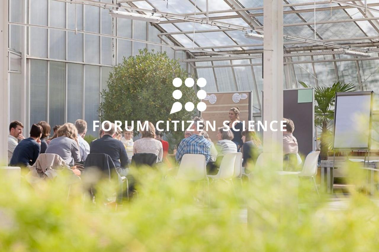 Video: Forum Citizen Science in Frankfurt, Germany
