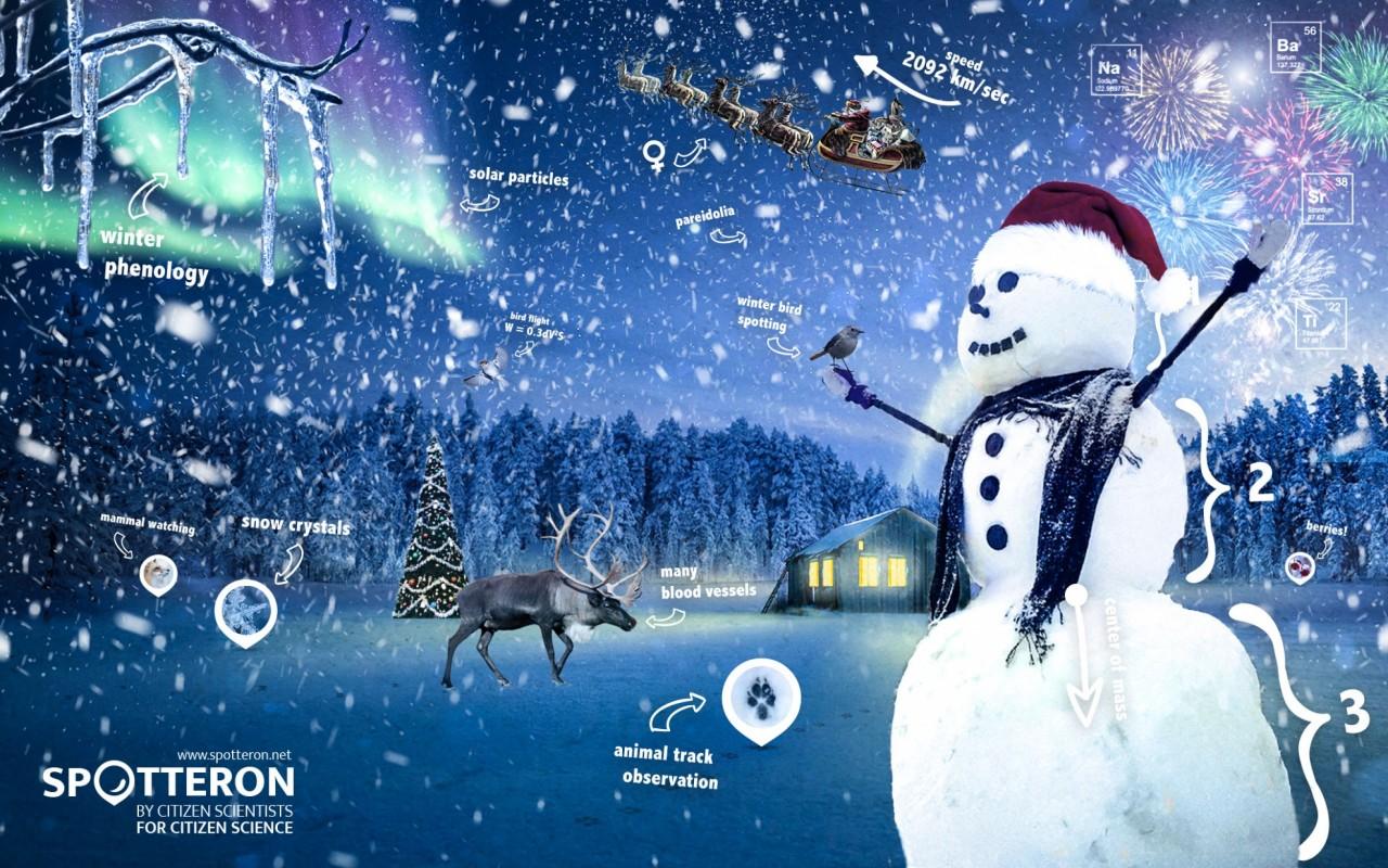 Citizen Science Christmas!