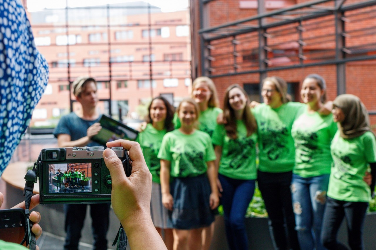 Citizen Science on tour: conferences, kids university and the iDiv summer school 2019