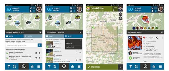 Offline Maps Preview